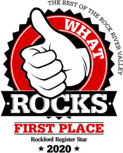 Martin Exteriors - What Rocks 2020 first place - Best Roofing Contractor in 2020